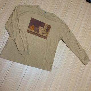 ディズニー(Disney)のロングTシャツ『おしゃれキャット』マリー(Tシャツ(長袖/七分))