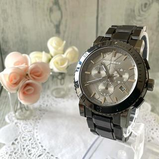 バーバリー(BURBERRY)の【電池交換済み】BURBERRY バーバリー BU9381 腕時計 クロノグラフ(腕時計(アナログ))