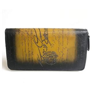ベルルッティ(Berluti)のベルルッティ カリグラフィ 財布(長財布)