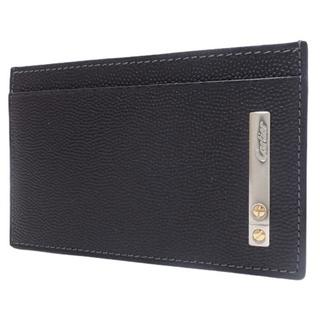 カルティエ(Cartier)のカルティエ カードケース カードホルダー ブラック黒 40800072757(名刺入れ/定期入れ)
