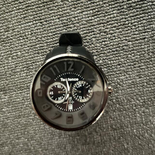 テンデンス(Tendence)のTendence テンデンス 腕時計 クロノグラフ ブラック(腕時計(アナログ))