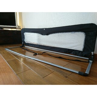 カトージ(KATOJI)のKATOJI / カトージロングベットガード 154cm(ベビーフェンス/ゲート)