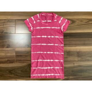 ルルレモン(lululemon)のルルレモン Swiftly Tech Short Sleeve 2 超美品☆(Tシャツ(半袖/袖なし))