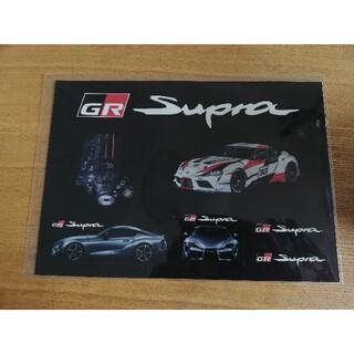 スープラ(SUPRA)のGR Supra  スープラ ステッカー(車内アクセサリ)