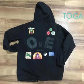 トーガ(TOGA)の値下げ!toga odds and ends コーチジャケット(ナイロンジャケット)