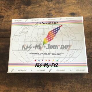 キスマイフットツー(Kis-My-Ft2)のKis-My-Journey DVD(ミュージック)