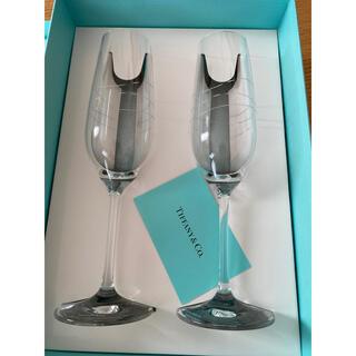 ティファニー(Tiffany & Co.)の新品 TIFFANY&Co シャンパングラス(グラス/カップ)