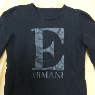 エンポリオアルマーニ(Emporio Armani)のARMANI セーター(ニット)
