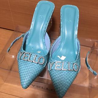 イエローブーツ(Yellow boots)のyello shoes ミュール(ミュール)