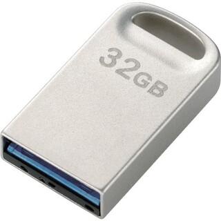 エレコム(ELECOM)の新品未開封 USBの最小クラス 32GB(PC周辺機器)