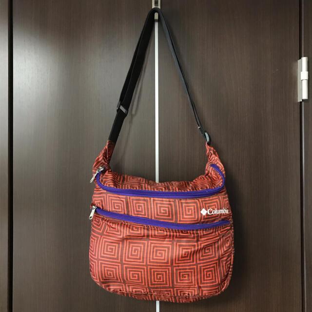 Columbia(コロンビア)のColumbia(コロンビア)ナイロンショルダーバッグ メンズのバッグ(ショルダーバッグ)の商品写真