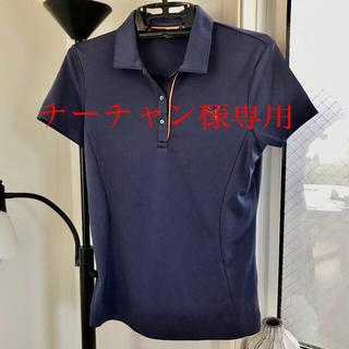 プーマ(PUMA)のpuma レディース  ゴルフポロシャツ Sサイズ(ポロシャツ)