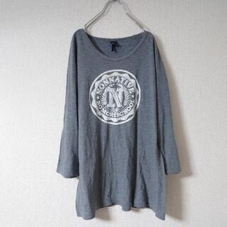 ノンネイティブ(nonnative)のノンネイティブ 七分袖 Tシャツ カレッジ(Tシャツ/カットソー(七分/長袖))