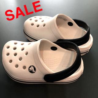 crocs - クロックス 13センチ ホワイト