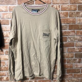 シマムラ(しまむら)のバックプリント ロングTシャツ 長袖Tシャツ(Tシャツ/カットソー(七分/長袖))