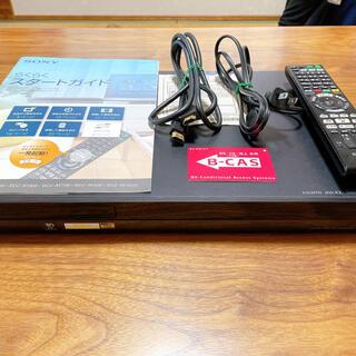 SONY - 美品!SONY BDZ-AT300S ブルーレイレコーダー