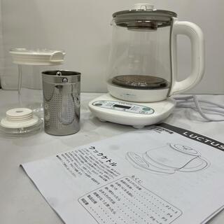 574 美品 クックケトル SE6300 付属品多数 取扱説明書付き 使用極少(調理機器)