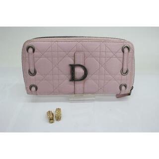 クリスチャンディオール(Christian Dior)の514a7> クリスチャンディオール 長財布 カナージュ イヤリング セット(イヤリング)
