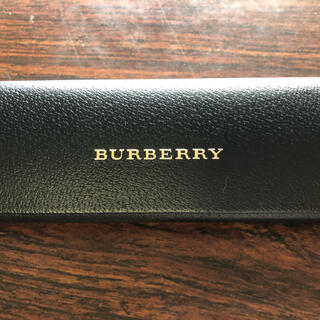 バーバリー(BURBERRY)のBurberry 眼鏡ケース(サングラス/メガネ)