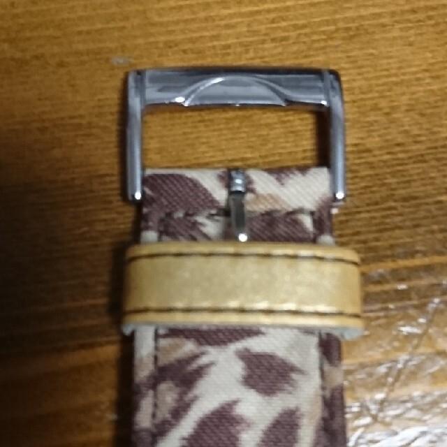 Baby-G(ベビージー)のbaby-G-SHOCK/BG-3000V/ヒョウ柄/ゴールド メンズの時計(腕時計(デジタル))の商品写真