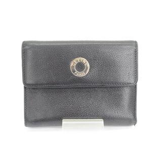 セリーヌ(celine)の515a9> CELINE セリーヌ 三つ折り財布 折財布 ユニセックス(財布)