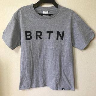 バートン(BURTON)のBURTON Tシャツ グレー(Tシャツ/カットソー(半袖/袖なし))