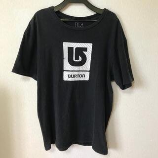バートン(BURTON)のBURTON Tシャツ 黒(Tシャツ/カットソー(半袖/袖なし))