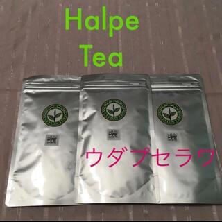 Halpe Tea 紅茶茶葉 ウダプセラワ 3袋セット(茶)