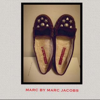 マークジェイコブス(MARC JACOBS)のYoshitake様お取り置き中(ローファー/革靴)