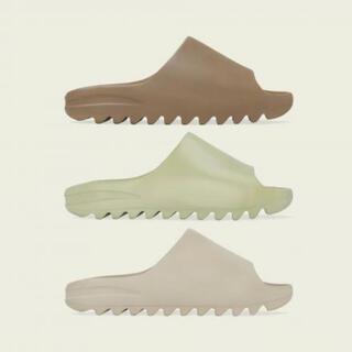 アディダス(adidas)のADIDAS ORIGINALS YEEZY SLIDE(サンダル)