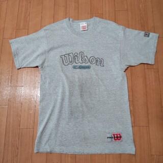 ウィルソン(wilson)のWilson ウィルソン Tシャツ プリント USA製 Mサイズ メンズ 輸入品(Tシャツ/カットソー(半袖/袖なし))