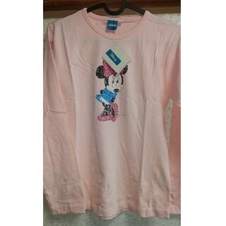 ディズニー(Disney)のミニー長袖Tシャツ (Tシャツ(長袖/七分))