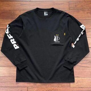 エフシーアールビー(F.C.R.B.)の人気F.C.Real Bristol × #FR2POCKETL/STeeロンT(Tシャツ/カットソー(七分/長袖))