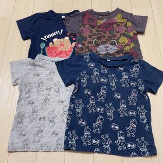 グラグラ(GrandGround)の男の子 Tシャツ 90-95(Tシャツ/カットソー)