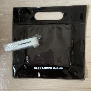 アレキサンダーワン(Alexander Wang)のアレキサンダーワン ビニールバッグ(トートバッグ)