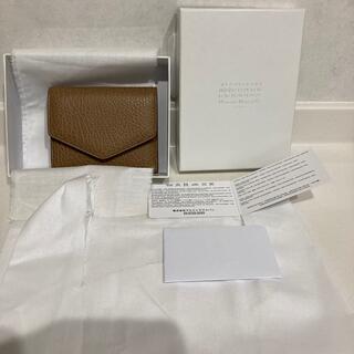 エムエムシックス(MM6)のメゾンマルジェラ エンベロープウォレット(財布)