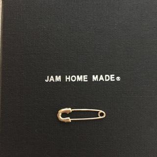 ジャムホームメイドアンドレディメイド(JAM HOME MADE & ready made)の安全ピンピアス JAM HOME MADE(ピアス)