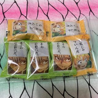 ユーハミカクトウ(UHA味覚糖)の鬼滅の刃 無駄じゃないんだ育ての目が節穴だセット(菓子/デザート)