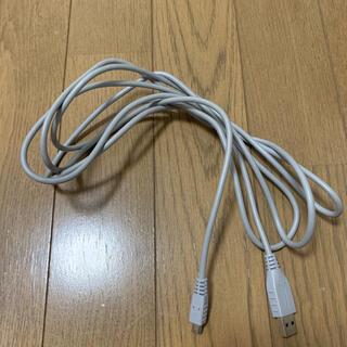 ウィーユー(Wii U)のWii U PROコントローラー充電ケーブル 任天堂純正WUP-018(その他)