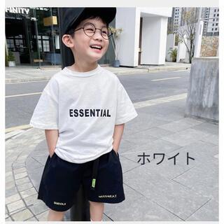 フィアオブゴッド(FEAR OF GOD)のSALE!! ♪新品♪ 再入荷 韓国Tシャツ 子供服(Tシャツ/カットソー)