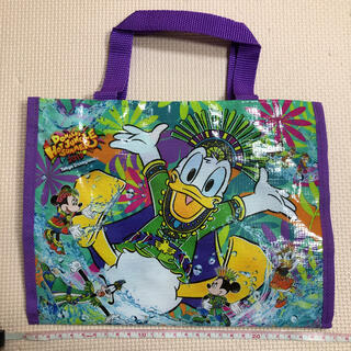 ディズニー(Disney)のディズニー ドナルド ホットジャングルサマー 2019 お菓子 袋(キャラクターグッズ)