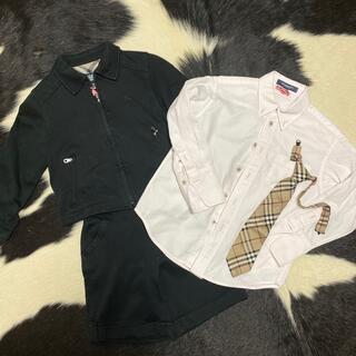 バーバリー(BURBERRY)のバーバリー BURBERRY スーツ シャツ ネクタイ 110学校 入学式(ジャケット/上着)