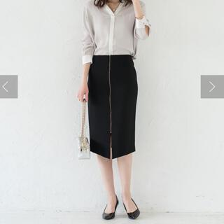 ラウンジドレス(Loungedress)のラウンジドレス 2wayタイトスカート(ひざ丈スカート)