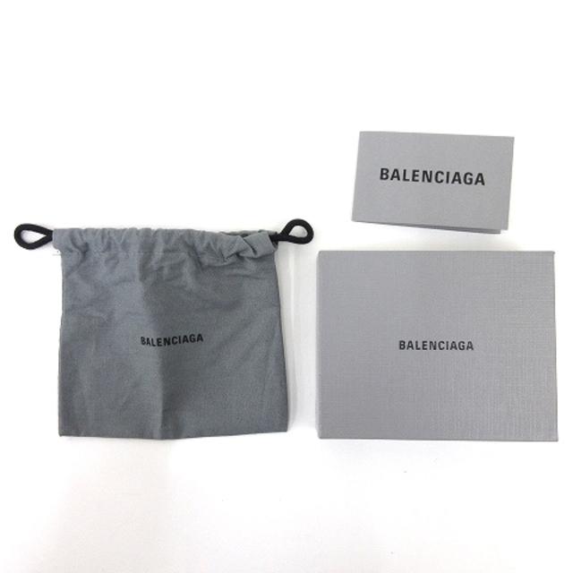Balenciaga(バレンシアガ)のバレンシアガ BALENCIAGA 490620 カードケース レザー メンズのファッション小物(名刺入れ/定期入れ)の商品写真
