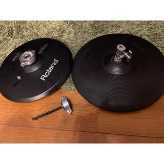 ローランド(Roland)のvh-12 Roland ハイハット(電子ドラム)