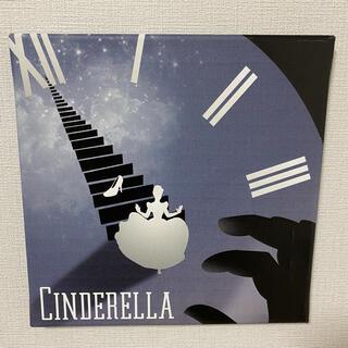 ディズニー(Disney)のシンデレラ アートパネル(絵画/タペストリー)