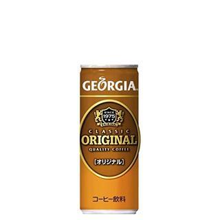 コカ・コーラ - ジョージアオリジナル250g缶 30本入 3箱