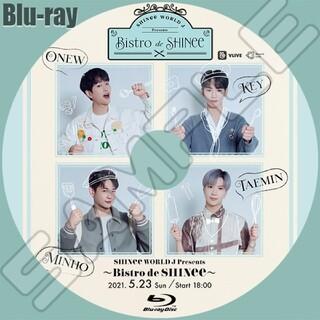 シャイニー(SHINee)のSHINee ~Bistro de SHINee~★Blu-ray★(ミュージック)