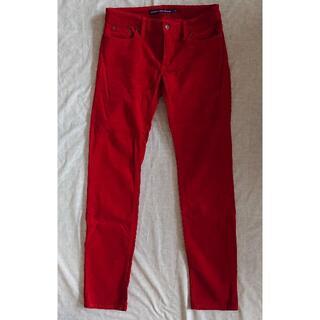 ラルフローレン(Ralph Lauren)のRALPH LAUREN SPORT 赤コーデュロイ パンツ サイズ4(デニム/ジーンズ)