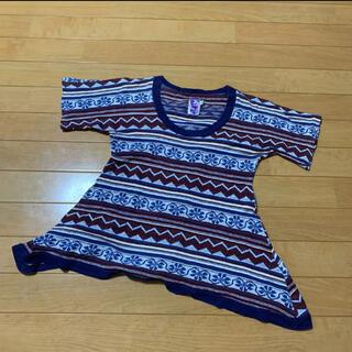 ムチャチャ(muchacha)のムチャチャ チロリアン変型トップス XL(Tシャツ/カットソー)